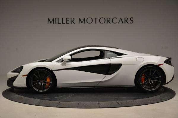 Used 2017 McLaren 570S for sale Sold at Alfa Romeo of Westport in Westport CT 06880 3