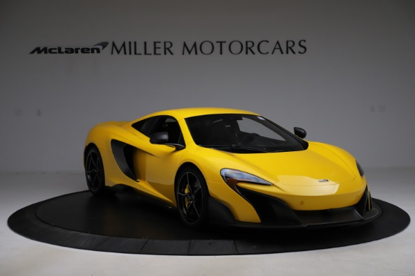 Used 2016 McLaren 675LT Coupe for sale $227,900 at Alfa Romeo of Westport in Westport CT 06880 10