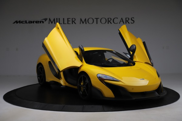 Used 2016 McLaren 675LT Coupe for sale $227,900 at Alfa Romeo of Westport in Westport CT 06880 11