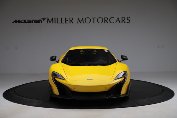 Used 2016 McLaren 675LT Coupe for sale $227,900 at Alfa Romeo of Westport in Westport CT 06880 12