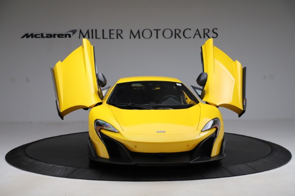 Used 2016 McLaren 675LT Coupe for sale $227,900 at Alfa Romeo of Westport in Westport CT 06880 13
