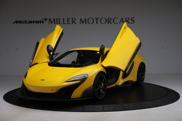 Used 2016 McLaren 675LT Coupe for sale $227,900 at Alfa Romeo of Westport in Westport CT 06880 14