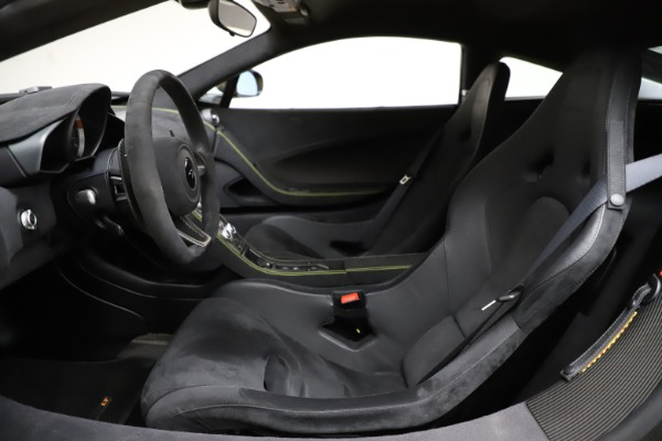 Used 2016 McLaren 675LT Coupe for sale $227,900 at Alfa Romeo of Westport in Westport CT 06880 16
