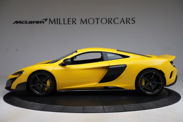 Used 2016 McLaren 675LT Coupe for sale $227,900 at Alfa Romeo of Westport in Westport CT 06880 2