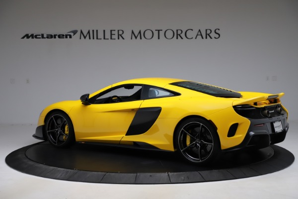 Used 2016 McLaren 675LT Coupe for sale $227,900 at Alfa Romeo of Westport in Westport CT 06880 3