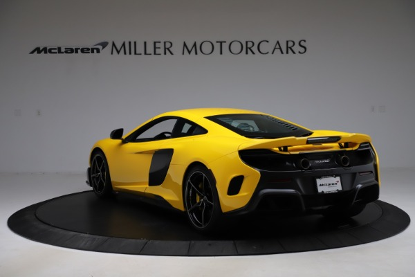 Used 2016 McLaren 675LT Coupe for sale $227,900 at Alfa Romeo of Westport in Westport CT 06880 4