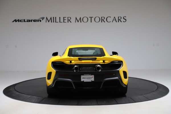 Used 2016 McLaren 675LT Coupe for sale $227,900 at Alfa Romeo of Westport in Westport CT 06880 5