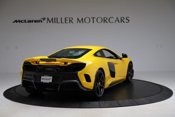 Used 2016 McLaren 675LT Coupe for sale $227,900 at Alfa Romeo of Westport in Westport CT 06880 6