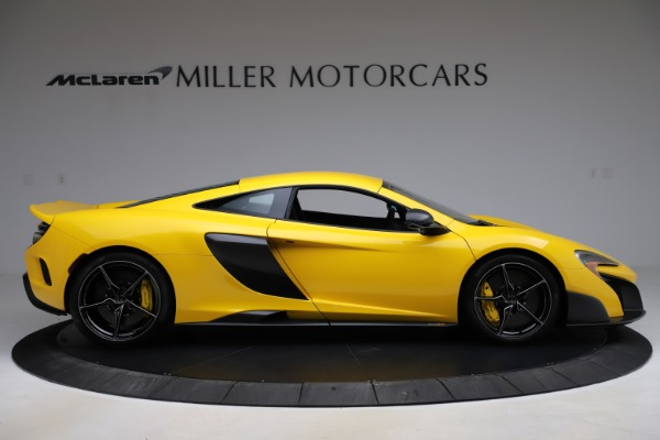 Used 2016 McLaren 675LT Coupe for sale $227,900 at Alfa Romeo of Westport in Westport CT 06880 8