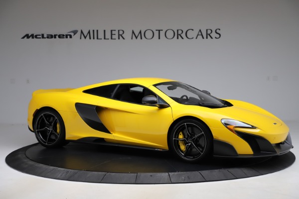 Used 2016 McLaren 675LT Coupe for sale $227,900 at Alfa Romeo of Westport in Westport CT 06880 9
