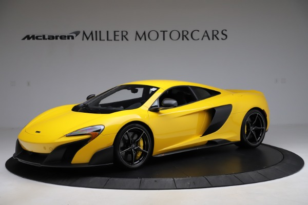 Used 2016 McLaren 675LT Coupe for sale $227,900 at Alfa Romeo of Westport in Westport CT 06880 1