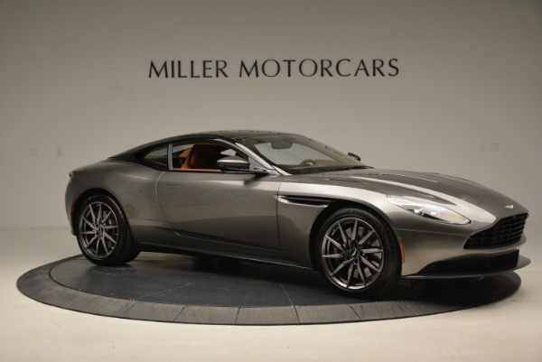 New 2018 Aston Martin DB11 V12 Coupe for sale Sold at Alfa Romeo of Westport in Westport CT 06880 10