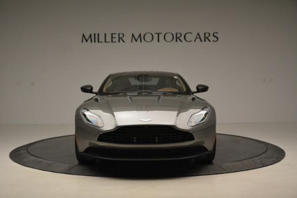 Used 2018 Aston Martin DB11 V12 for sale $169,990 at Alfa Romeo of Westport in Westport CT 06880 12