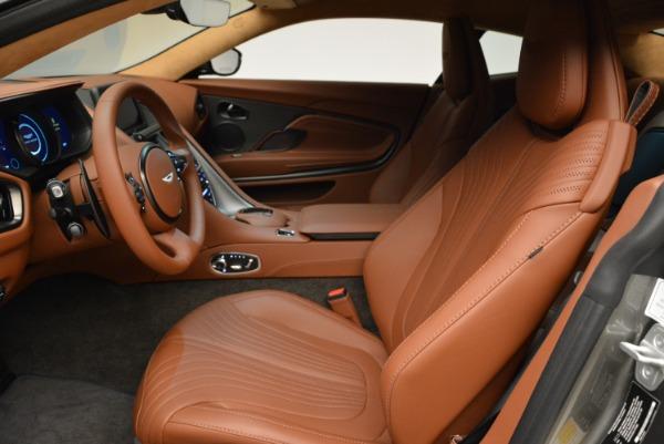 Used 2018 Aston Martin DB11 V12 for sale $169,990 at Alfa Romeo of Westport in Westport CT 06880 13