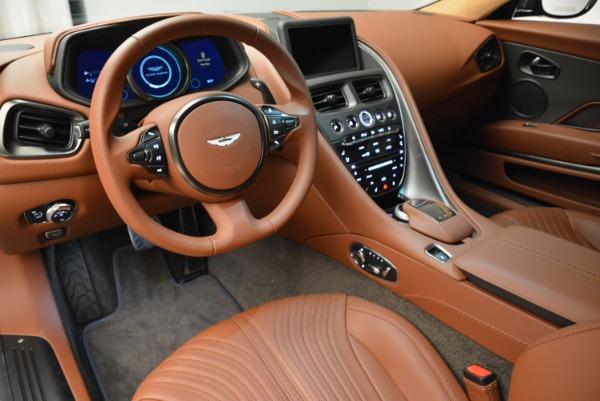 Used 2018 Aston Martin DB11 V12 for sale $169,990 at Alfa Romeo of Westport in Westport CT 06880 14