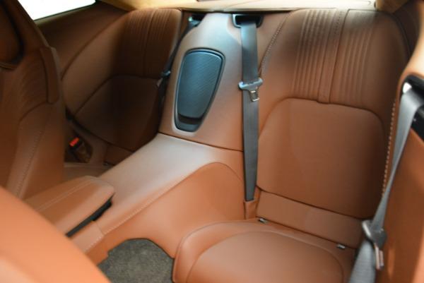 Used 2018 Aston Martin DB11 V12 for sale $169,990 at Alfa Romeo of Westport in Westport CT 06880 18