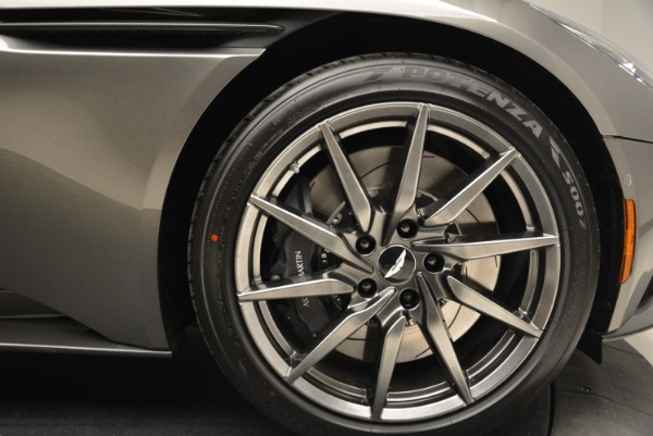 Used 2018 Aston Martin DB11 V12 for sale $169,990 at Alfa Romeo of Westport in Westport CT 06880 19