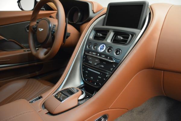 Used 2018 Aston Martin DB11 V12 for sale $169,990 at Alfa Romeo of Westport in Westport CT 06880 22