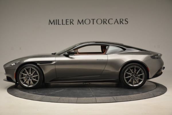 Used 2018 Aston Martin DB11 V12 for sale $169,990 at Alfa Romeo of Westport in Westport CT 06880 3