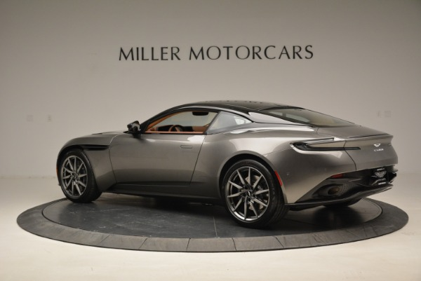 New 2018 Aston Martin DB11 V12 Coupe for sale Sold at Alfa Romeo of Westport in Westport CT 06880 4