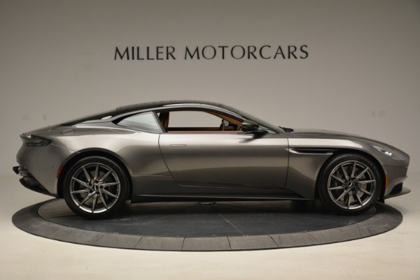 New 2018 Aston Martin DB11 V12 Coupe for sale Sold at Alfa Romeo of Westport in Westport CT 06880 9