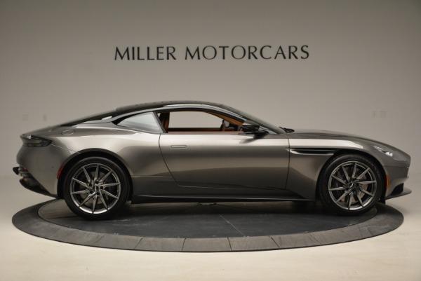 Used 2018 Aston Martin DB11 V12 for sale $169,990 at Alfa Romeo of Westport in Westport CT 06880 9
