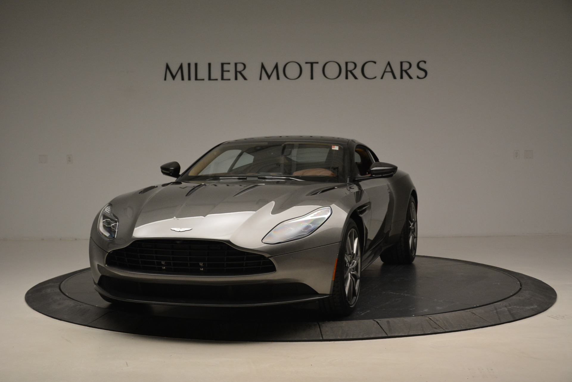 New 2018 Aston Martin DB11 V12 Coupe for sale Sold at Alfa Romeo of Westport in Westport CT 06880 1