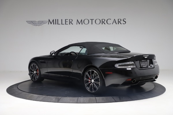 Used 2015 Aston Martin DB9 Convertible for sale Sold at Alfa Romeo of Westport in Westport CT 06880 15