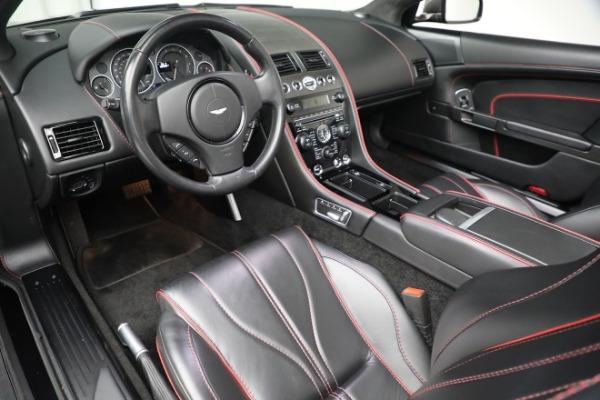 Used 2015 Aston Martin DB9 Convertible for sale Sold at Alfa Romeo of Westport in Westport CT 06880 19
