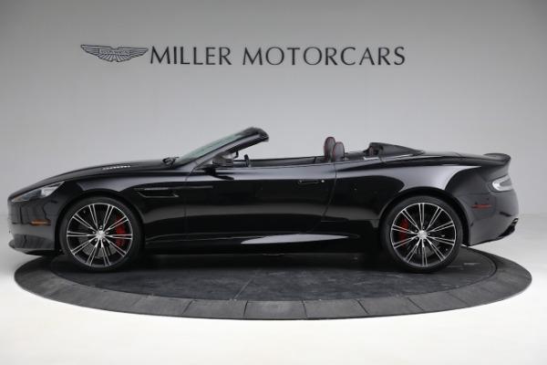 Used 2015 Aston Martin DB9 Convertible for sale Sold at Alfa Romeo of Westport in Westport CT 06880 2