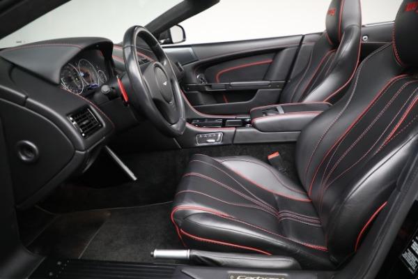 Used 2015 Aston Martin DB9 Convertible for sale Sold at Alfa Romeo of Westport in Westport CT 06880 20