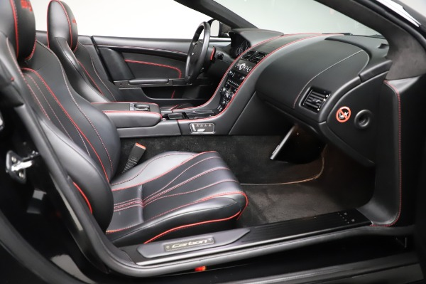 Used 2015 Aston Martin DB9 Convertible for sale Sold at Alfa Romeo of Westport in Westport CT 06880 24