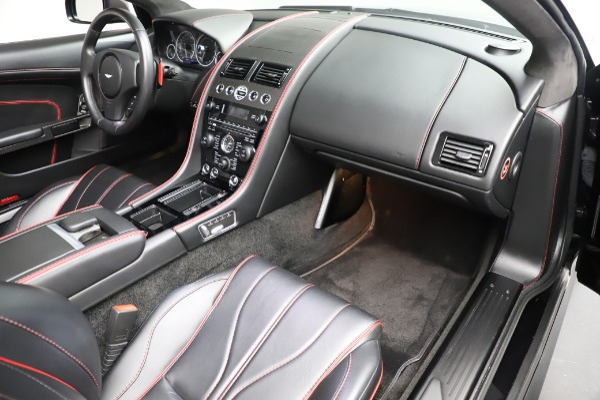 Used 2015 Aston Martin DB9 Convertible for sale Sold at Alfa Romeo of Westport in Westport CT 06880 26