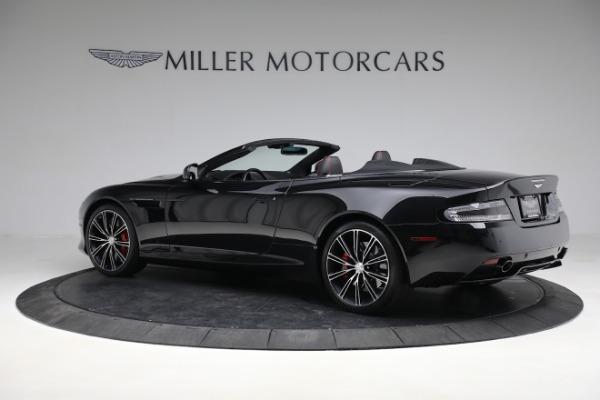 Used 2015 Aston Martin DB9 Convertible for sale Sold at Alfa Romeo of Westport in Westport CT 06880 3