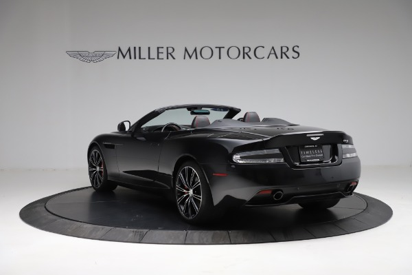 Used 2015 Aston Martin DB9 Convertible for sale Sold at Alfa Romeo of Westport in Westport CT 06880 4