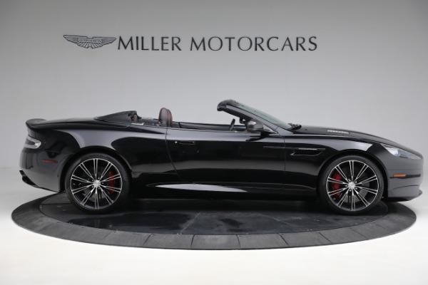 Used 2015 Aston Martin DB9 Convertible for sale Sold at Alfa Romeo of Westport in Westport CT 06880 8