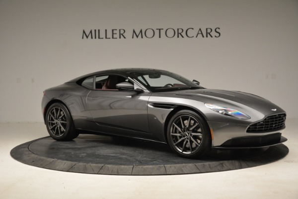 Used 2017 Aston Martin DB11 V12 Launch Edition for sale $139,900 at Alfa Romeo of Westport in Westport CT 06880 10