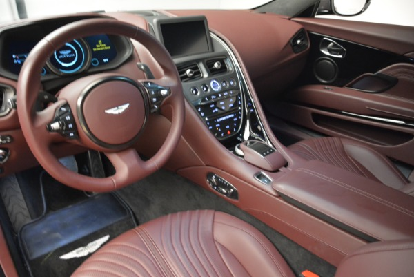 Used 2017 Aston Martin DB11 V12 Launch Edition for sale $139,900 at Alfa Romeo of Westport in Westport CT 06880 14