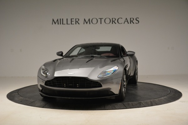 Used 2017 Aston Martin DB11 V12 Launch Edition for sale $139,900 at Alfa Romeo of Westport in Westport CT 06880 2
