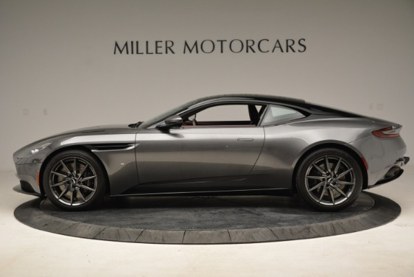 Used 2017 Aston Martin DB11 V12 Launch Edition for sale $139,900 at Alfa Romeo of Westport in Westport CT 06880 3