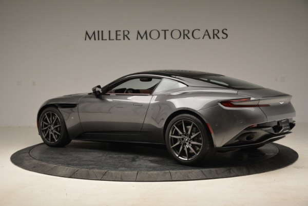 Used 2017 Aston Martin DB11 V12 Launch Edition for sale $139,900 at Alfa Romeo of Westport in Westport CT 06880 4