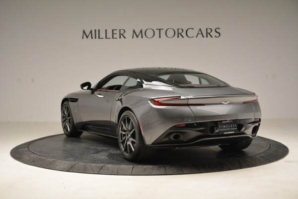 Used 2017 Aston Martin DB11 V12 Launch Edition for sale $139,900 at Alfa Romeo of Westport in Westport CT 06880 5
