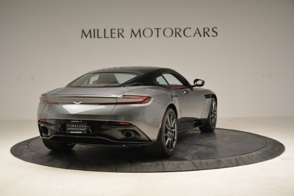 Used 2017 Aston Martin DB11 V12 Launch Edition for sale $139,900 at Alfa Romeo of Westport in Westport CT 06880 7