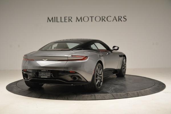 Used 2017 Aston Martin DB11 for sale Sold at Alfa Romeo of Westport in Westport CT 06880 7