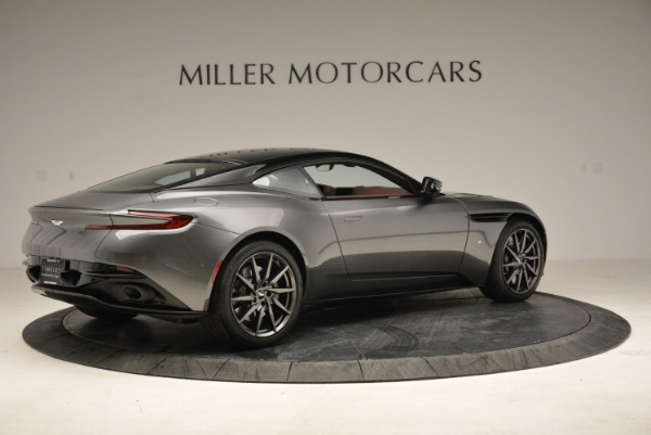 Used 2017 Aston Martin DB11 V12 Launch Edition for sale $139,900 at Alfa Romeo of Westport in Westport CT 06880 8