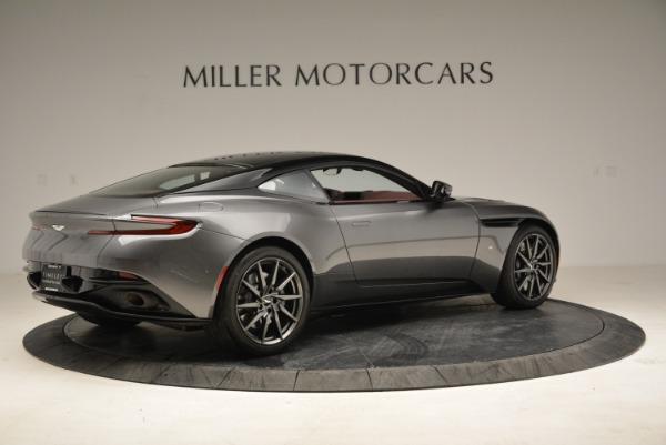Used 2017 Aston Martin DB11 for sale Sold at Alfa Romeo of Westport in Westport CT 06880 8