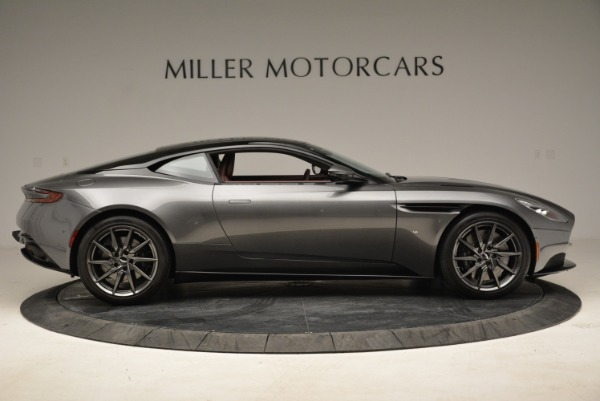 Used 2017 Aston Martin DB11 V12 Launch Edition for sale $139,900 at Alfa Romeo of Westport in Westport CT 06880 9