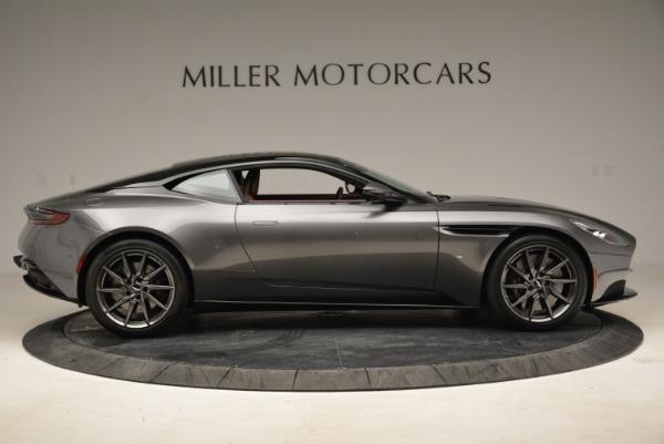 Used 2017 Aston Martin DB11 for sale Sold at Alfa Romeo of Westport in Westport CT 06880 9
