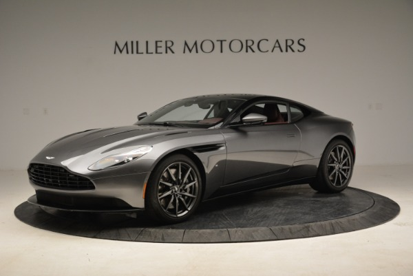 Used 2017 Aston Martin DB11 V12 Launch Edition for sale $139,900 at Alfa Romeo of Westport in Westport CT 06880 1
