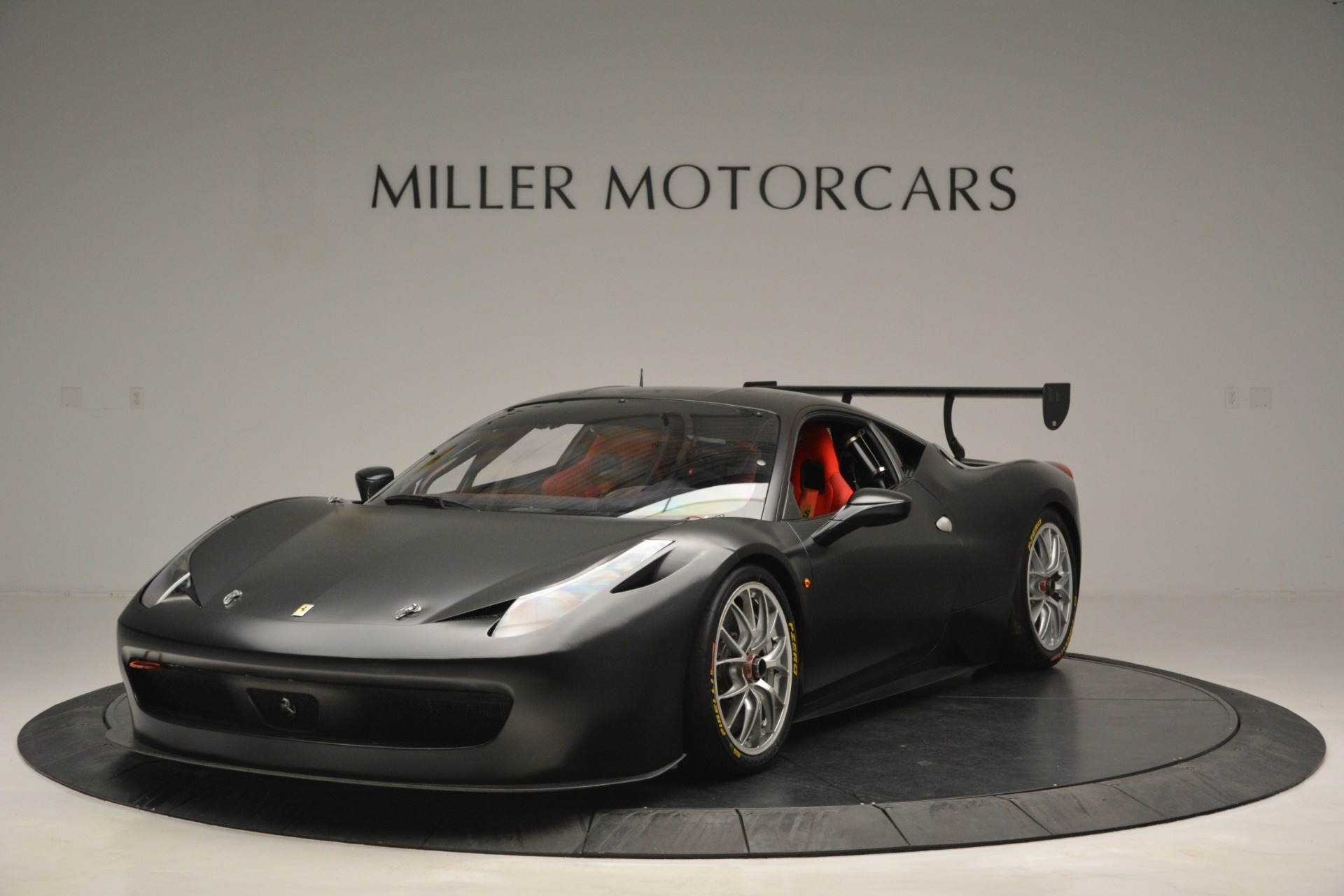 Used 2013 Ferrari 458 Challenge for sale $139,900 at Alfa Romeo of Westport in Westport CT 06880 1